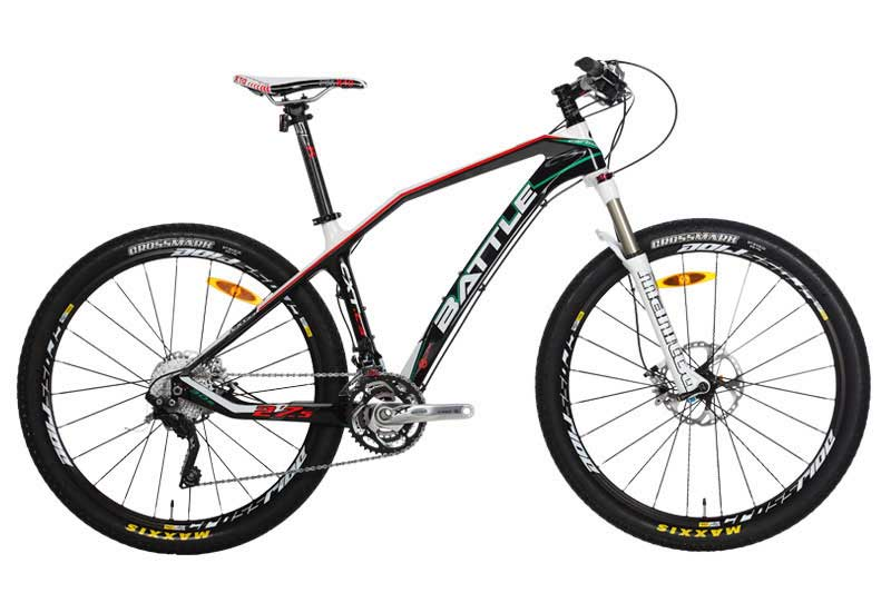 bicycle manufacturer - CXT-C3