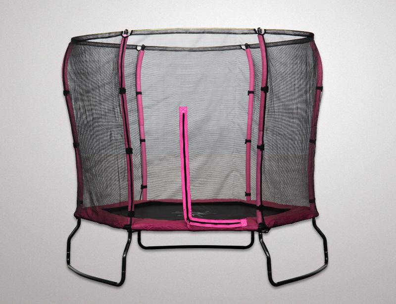 FSD-7F-trampoline-Dolphin-red