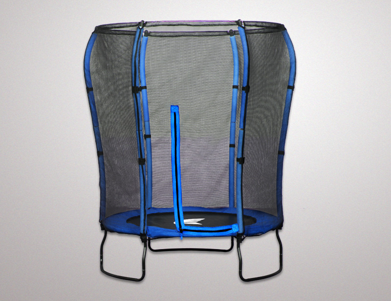 FSD-Junior-trampoline-140-Dolphin-blue