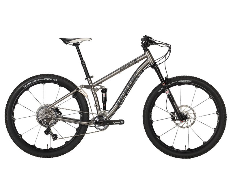 MTB TITANIUM ALLOY BIKE