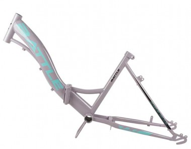 FOLDING BIKE FRAME PRISM GS-2207