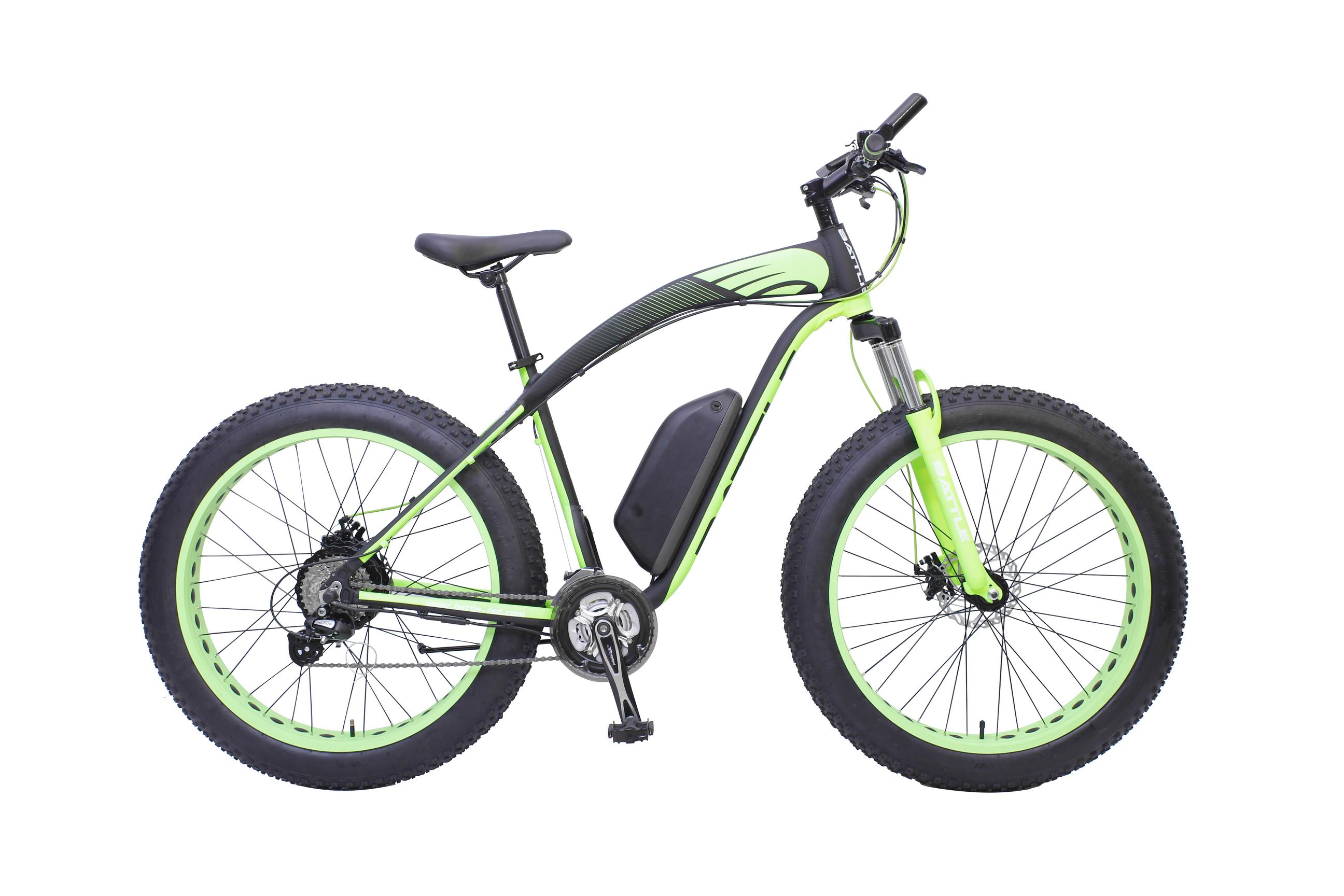 e bike Fat Tire Bike