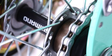 city bike ca170 hub